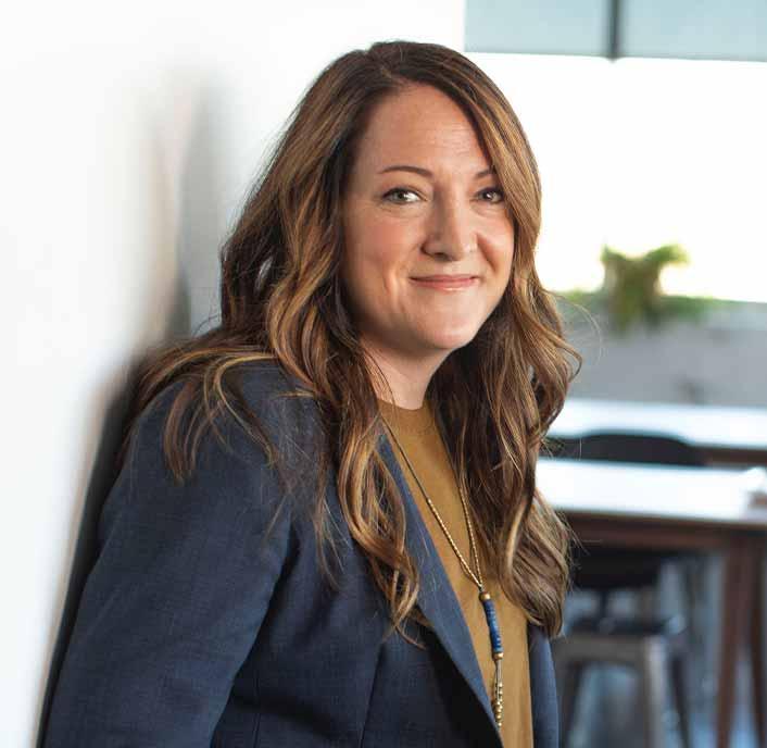 Jennifer Venis Office Manager